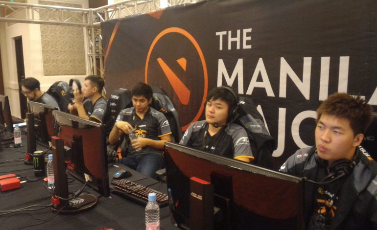 Fnatic withdraw from Nanyang Championships s2