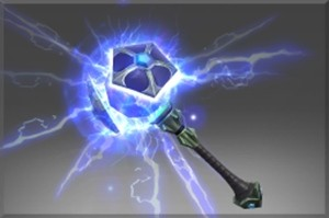 Immortal Treasure 3 2016 Battle Pass Mace of Aeons