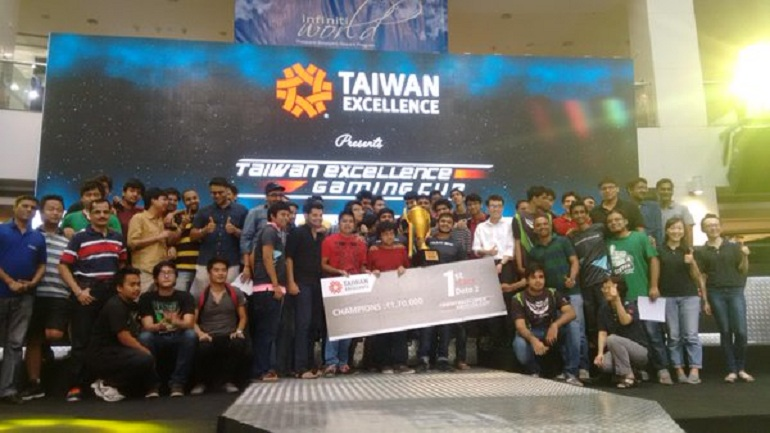 Dota 2 Taiwan Excellence Gaming Cup 2015