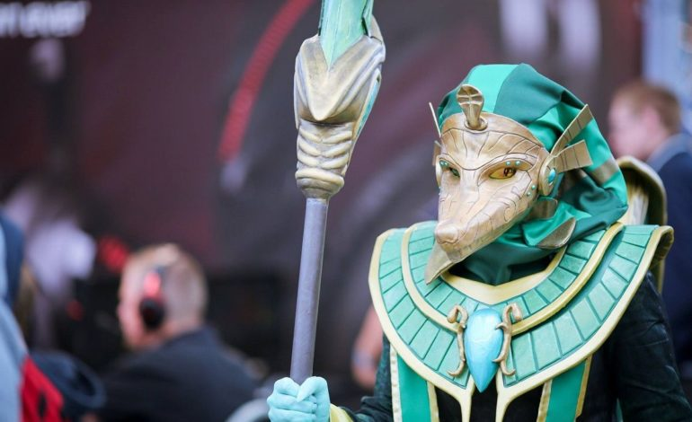 TI6 Cosplay Contest – A Valve first