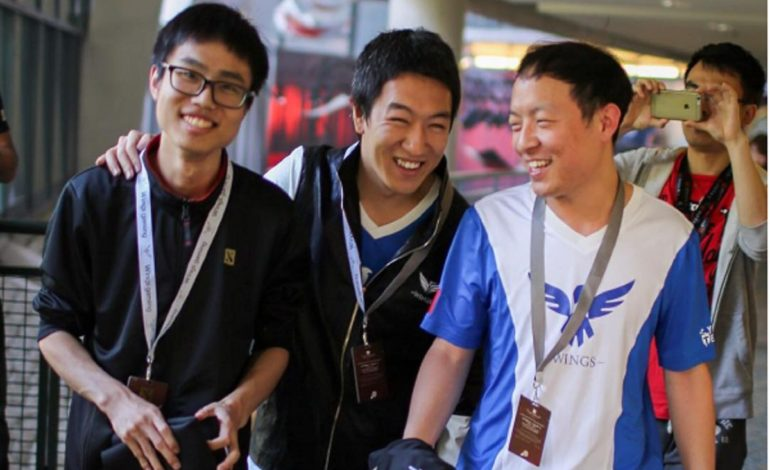 Wings Gaming among nominees for Laureus Awards from China
