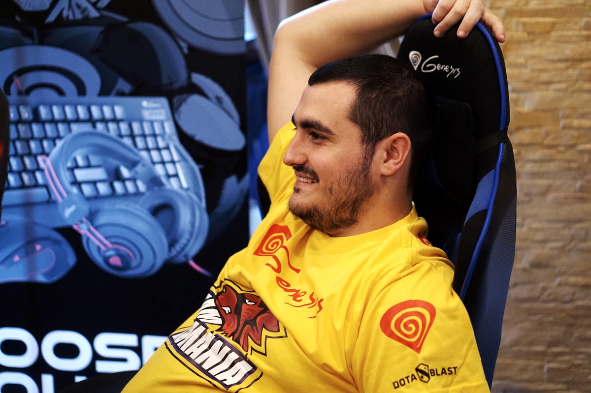 iLLusionisT Dota 2 Team Romania
