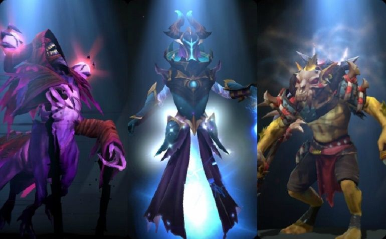 Dota 2 Fall Major 2016 Battle Pass  quest sets