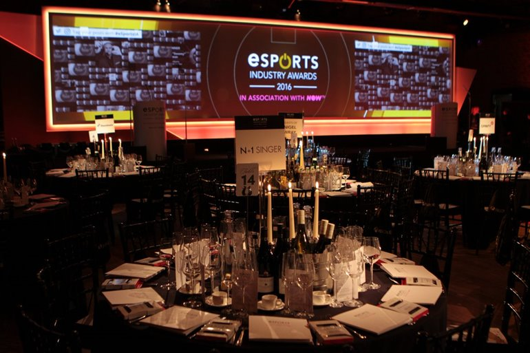 Esports Industry Awards 2016