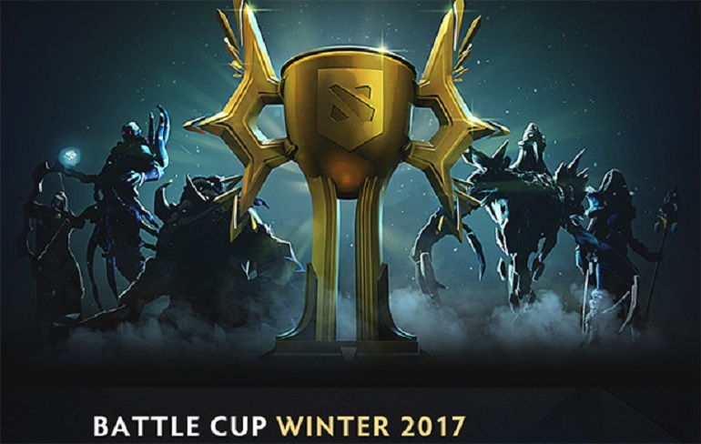 Dota 2 Battle Cup Winter 2017