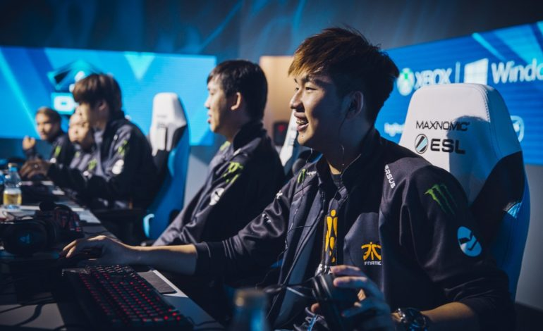 Fnatic current roster down two – miss registration for Kiev Major season