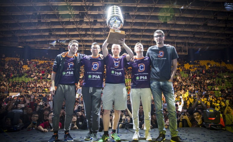 Digital Chaos thrive as ESL One Genting 2017 champions
