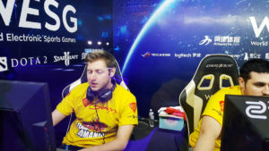 Team Romania WESG World Finals