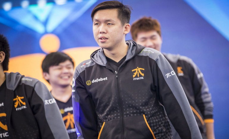 Fnatic withdraw from DAC qualifiers; roster still incomplete
