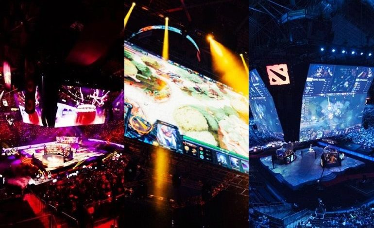 The best Dota 2 tournaments for gamblers