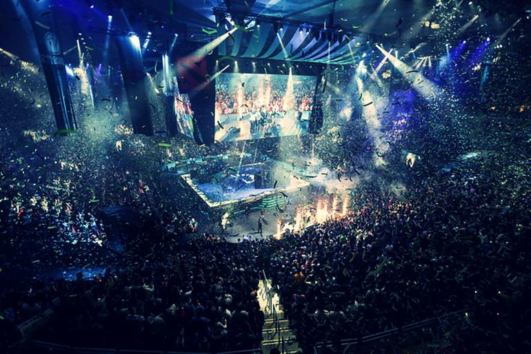 dota 2 tournaments the international 2018